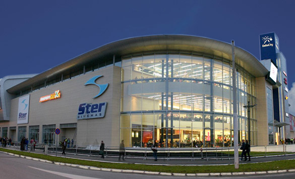 Delta City shopping centar, 86,000 m², Technical maintenance, Shopping center