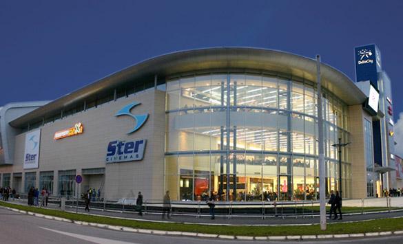 Delta City shopping mall, 86.000 m², tehničko održavanje, tržni centar