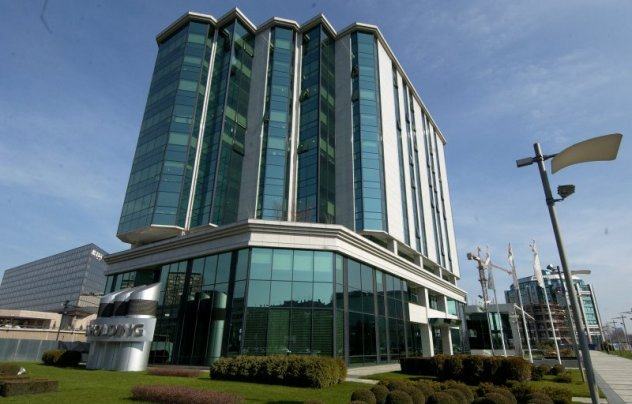 Delta Holding, 20,000 m², Technical maintenance, Head office