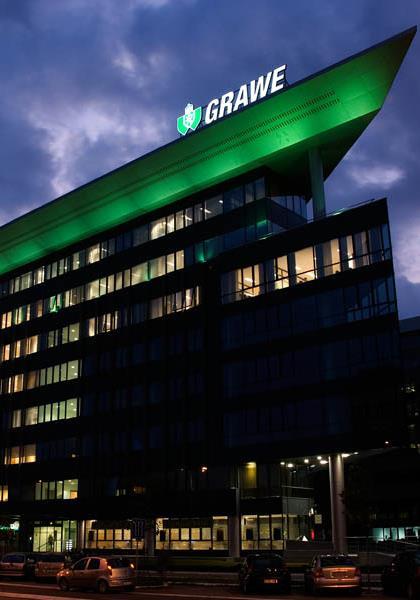 Grawe, 12.000 m², Property&Facility management, Poslovna zgrada