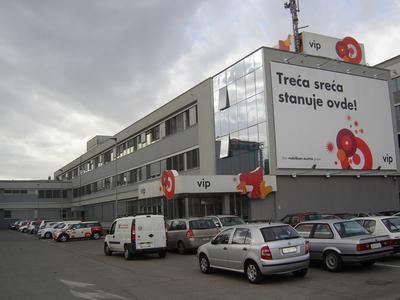 VIP Mobile, 3.000 m², tehničko održavanje, data centar Beograd, Novi Sad, Kragujevac