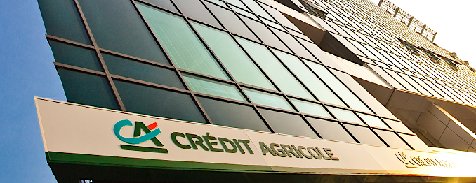 Credit Agricole Bank, 22,000 m², Technical maintenance, 3 Head offiices + 91 branches