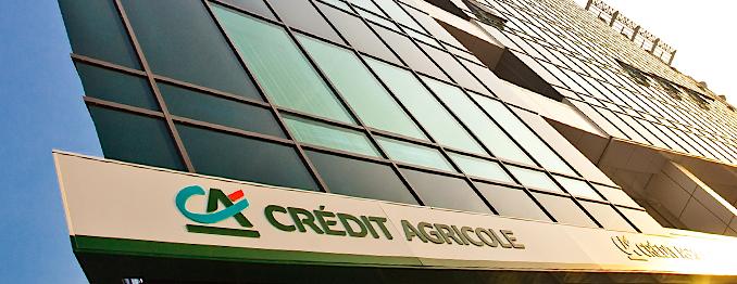 Credit Agricole banka, 22.000 m², tehničko održavanje, 3 centrale, 91 poslovnice
