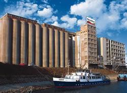 Danubius, 15.000 m², higijensko održavanje, fabrika testenina