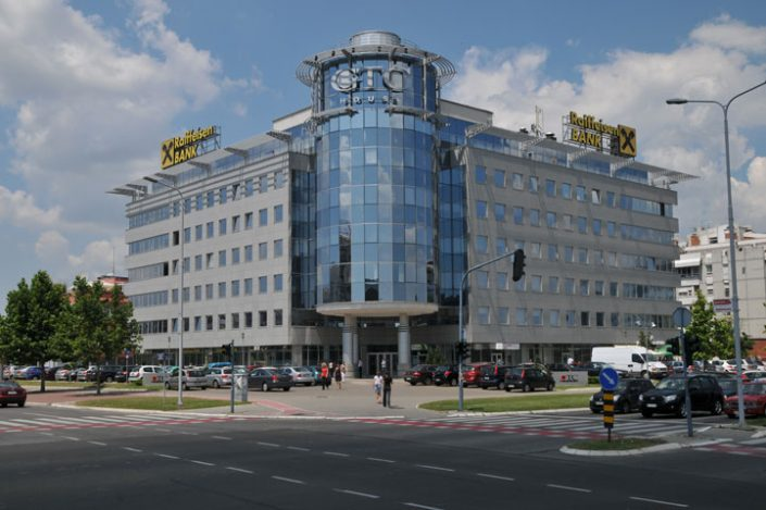 GTC House, 20.000 m², Facility Management, Poslovna zgrada