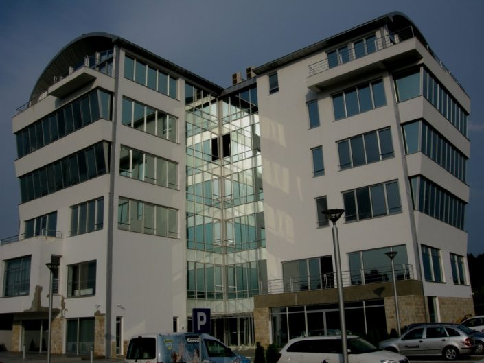 Henkel, 4,000 m², Technical maintenance & cleaning, Head office
