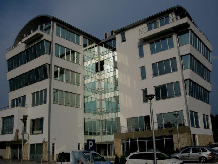 Henkel, 4.000 m², tehničko i higijensko održavanje, centrala