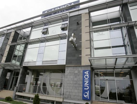Uniqa osiguranje, 1.500 m², tehničko održavanje, 20 poslovnica